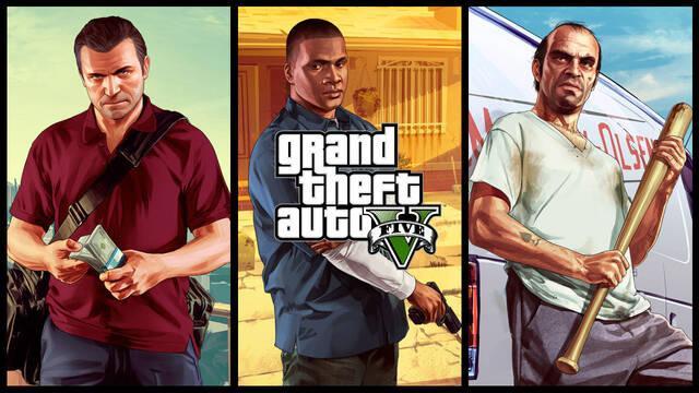 4 años de GTA V, 4 años de un éxito inagotable