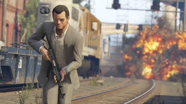 Grand Theft Auto V es el juego más vendido la última semana en Reino Unido