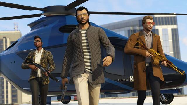 Take-Two: 'Las compras reiteradas por parte de los jugadores son el futuro'