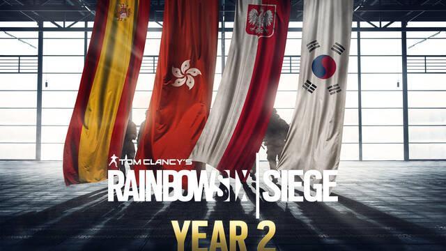España será protagonista en uno de los nuevos DLC de Rainbow Six Siege