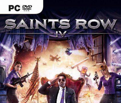 Saints Row IV ya ha superado el millón de unidades