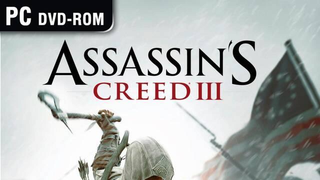 Ubisoft Club ofrecerá Assassin's Creed III para PC de forma gratuita el próximo 7 de diciembre