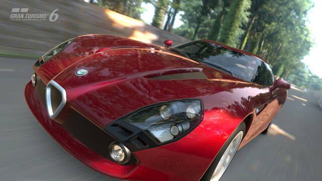El circuito de Goodwood se muestra en Gran Turismo 6