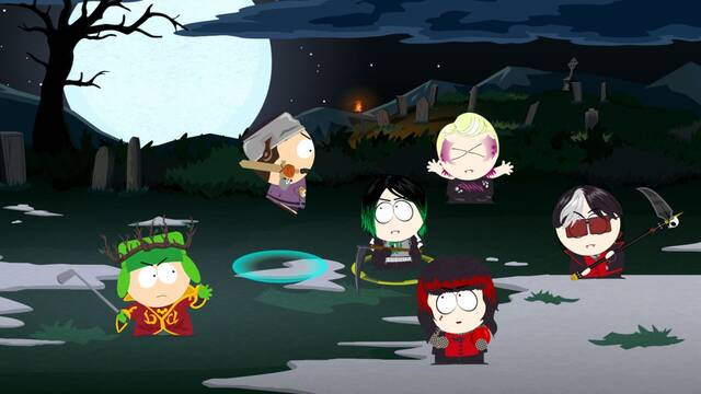 Nuevas im�genes de South Park: The Game