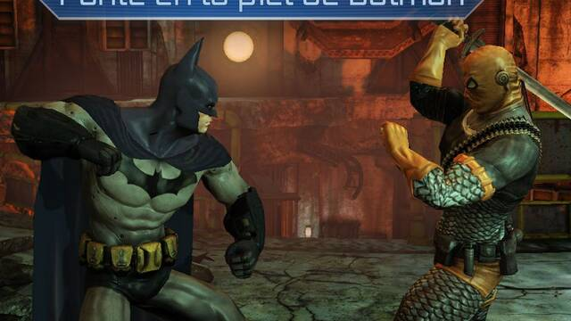 Batman: Arkham City llega a iPhone y iPad