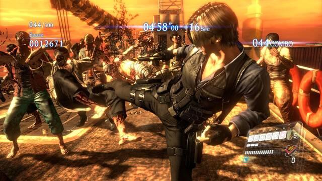 Resident Evil 6 tendrá un modo de juego exclusivo en PC
