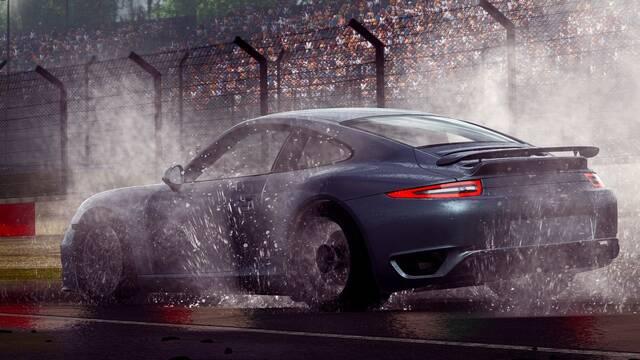 Project Cars sigue revelando nuevas pantallas