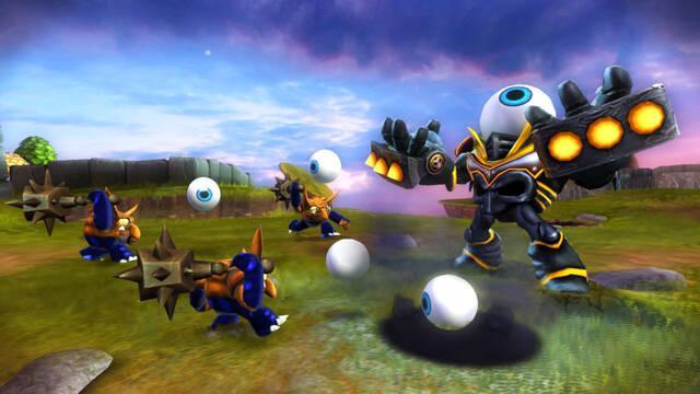 Skylanders Giants presenta nuevos personajes