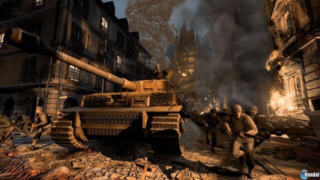 Tráiler de lanzamiento y nuevas imágenes de Sniper Elite V2