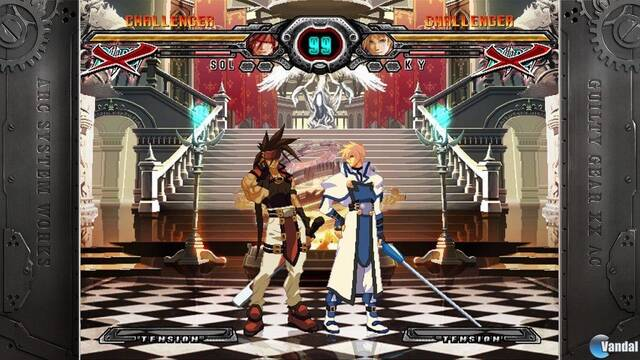 Nuevas im�genes de Guilty Gear XX Accent Core Plus