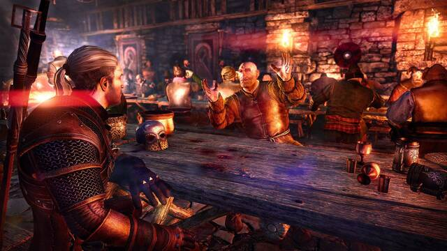 Nuevas im�genes de The Witcher 3: Wild Hunt