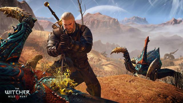 The Witcher 4 tendrá que esperar, dice CD Projekt RED