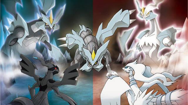 Pokémon Blanco y Negro 2 se muestra en nuevas imágenes
