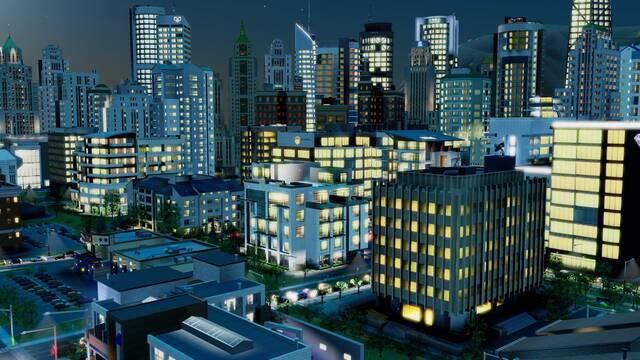 SimCity muestra sus posibilidades en una nueva imagen