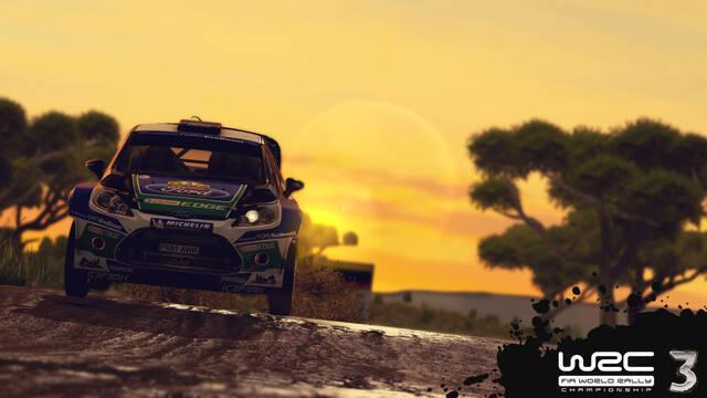 WRC 3 muestra su nuevo descargable
