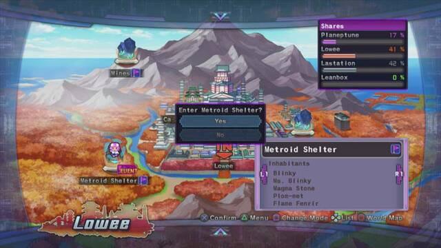 Hyperdimension Neptunia Victory se muestra en nuevas imágenes