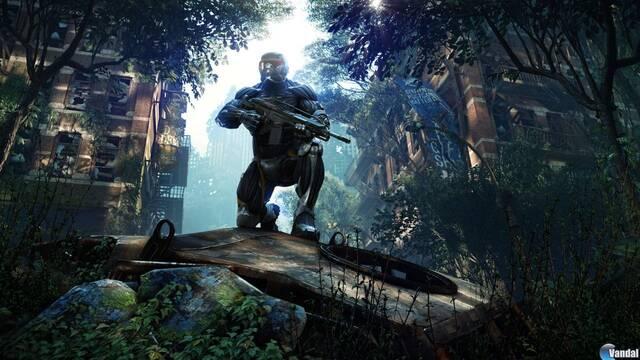 Crysis 3 anunciado oficialmente; primeras im�genes