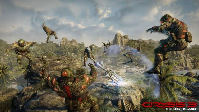 Anunciado un nuevo contenido descargable para Crysis 3