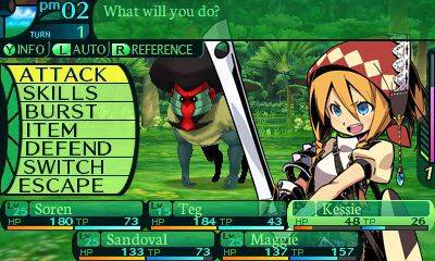 Etrian Odyssey IV: Legends of the Titan confirma su lanzamiento europeo