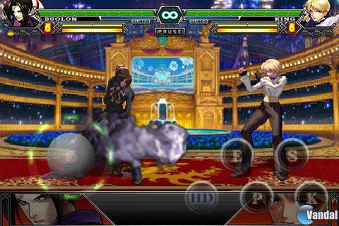King of Fighters vuelve al iPhone