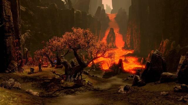 The Elder Scrolls Online se deja ver en nuevas imágenes