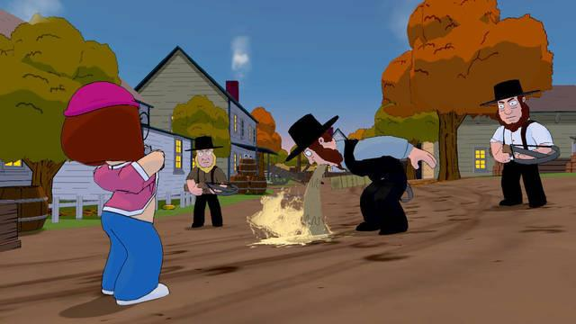 Descubre las habilidades especiales de los personajes de Family Guy: Back to the Multiverse