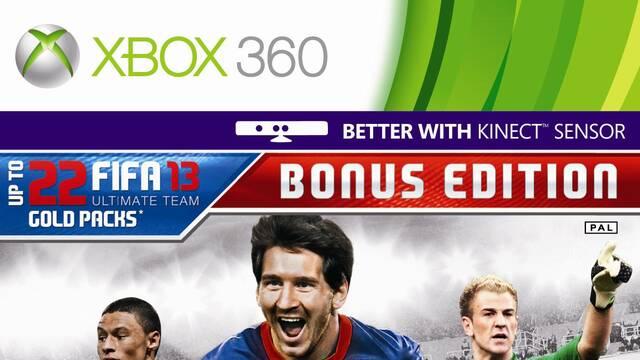 FIFA 13 sigue mostrando goles