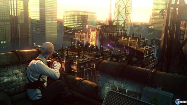 Hitman: Sniper Challenge se muestra en nuevas imágenes