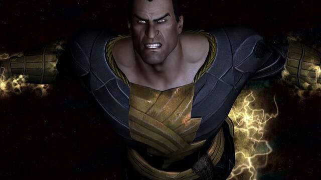 Black Adam ser� jugable en Injustice: Gods Among Us