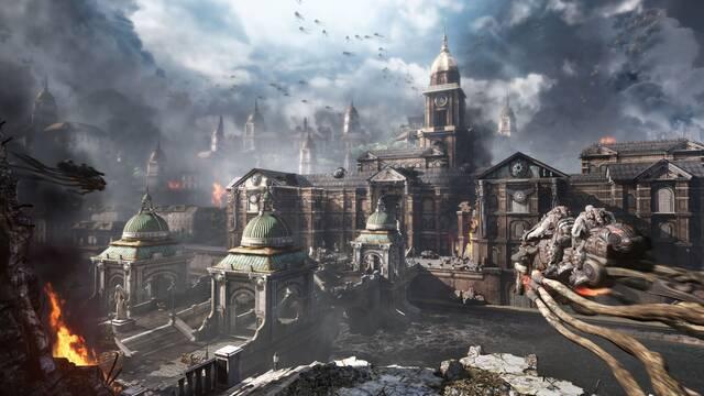 Nuevas imágenes e ilustraciones de Gears of War: Jugdment