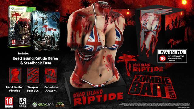 Anunciada la edici�n especial europea de Dead Island: Riptide