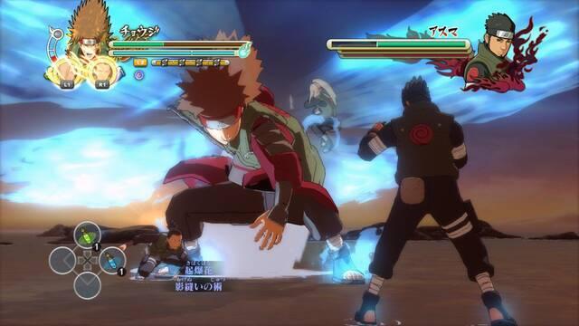 Más imágenes de Naruto Shippuden: Ultimate Ninja Storm 3