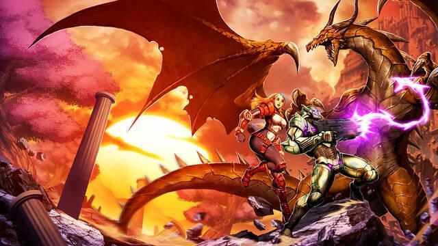 GunLord, un nuevo juego para Dreamcast