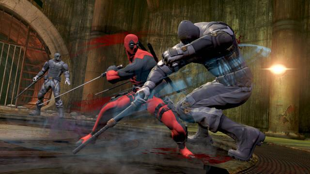 Nuevas pantallas de Deadpool
