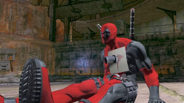 Deadpool sigue mostr�ndose en nuevas im�genes