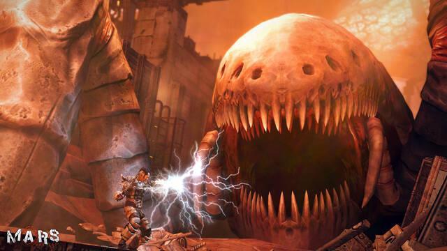 Mars: War Logs llega a consolas