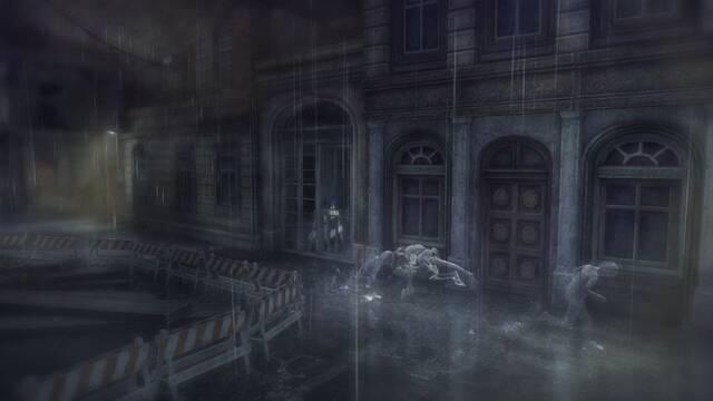 Rain nos brinda nuevas imágenes y vídeo