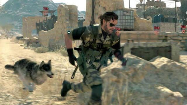 Nuevas imágenes de Metal Gear Solid V: The Phantom Pain