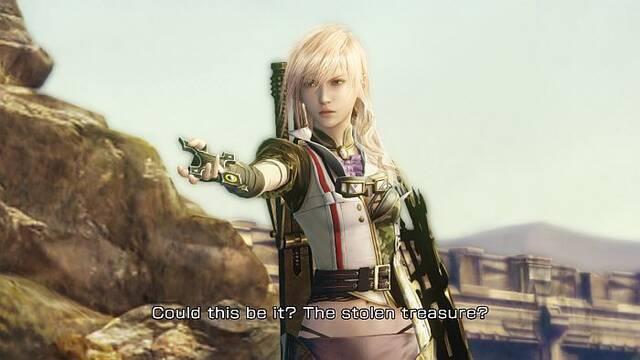 Lightning Returns: Final Fantasy XIII ofrece nuevas pantallas