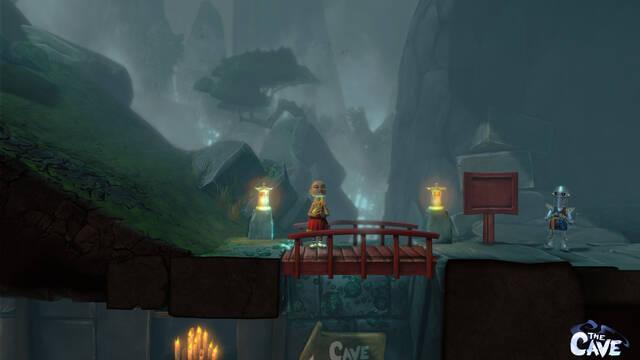 Nuevas imágenes de The Cave
