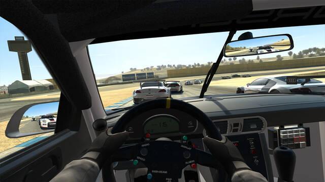 Nuevas imágenes de Real Racing 3