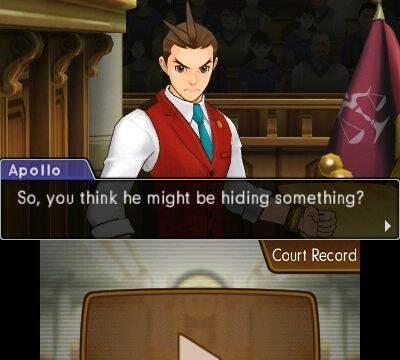 Más imágenes para Phoenix Wright: Ace Attorney - Dual Destinies