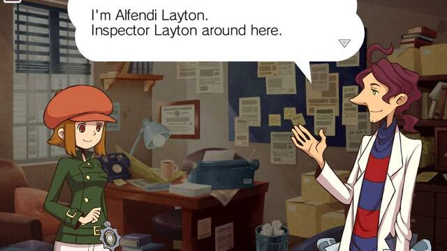 Layton Brothers: Mystery Room llega a Android