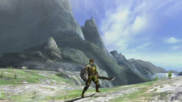 La espada y el escudo en las nuevas imágenes de Monster Hunter 3 Ultimate