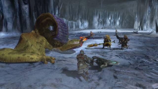 Nuevas imágenes de Monster Hunter 3 Ultimate
