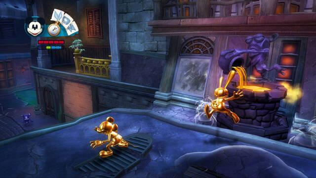 Epic Mickey 2 nos ofrece nuevas pantallas