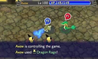 Nuevas imágenes y vídeo de Pokémon Mystery Dungeon: Gates to Infinity
