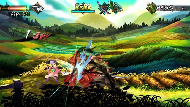 Muramasa Rebirth renace en nuevas pantallas