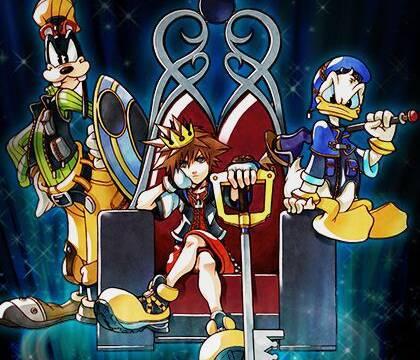 Kingdom Hearts HD 1.5 ReMIX muestra una nueva ilustración