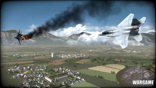Wargame AirLand Battle nos presenta su web oficial